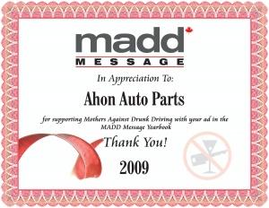 madd-2009